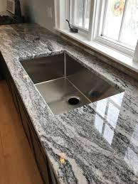 Viscon White Granite Kraus 32 Sink Pretty Kitchen In 2019