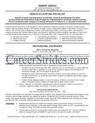 Accounting Resume Samples Sample Resume Experienced Cpa Best Of Best Accounting Resume 79