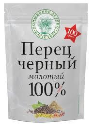 Перец черный (молотый) <b>Волшебное Дерево</b>, 100гр - купить с ...