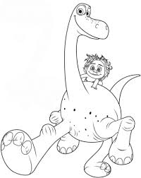 Small Picture The Good Dinosaur coloring pages Free Coloring Pages
