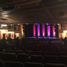Limited View Seats Hippodrome Baltimore