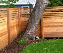 Garden Fencing Ideas Garden Fence Medium Size Of Pretentious Privacy