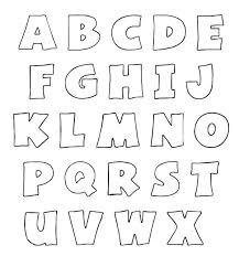 Alphabet Coloring Pages A Z Brilliant Coloring Alphabet Coloring