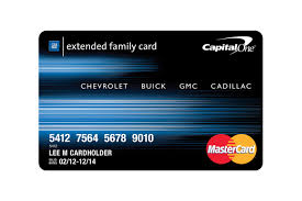 gm card login general motors credit guide and rewards