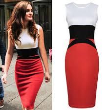 <b>S XXL</b> Red Garment 2014 New <b>Women Summer</b> Casual Dress ...