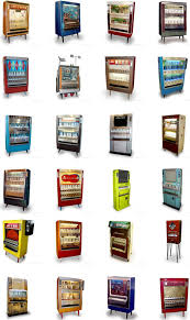 Old School Cigarette Vending Machine Stunning ReinVend 48 Converted New Reverse Vending Machines Urbanist