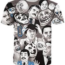 Meme Overload T-Shirt from RageOn! via Relatably.com