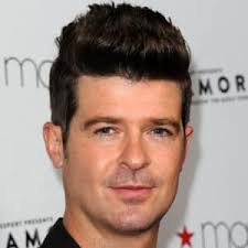 robin thicke. Delighful Thicke Robin Thicke On C