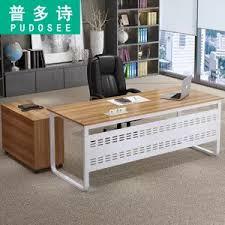 boss tableoffice deskexecutive deskmanager. Desk Simple Modern Executive Manager Table Office Chair Furniture Boss Single Tableoffice Deskexecutive Deskmanager