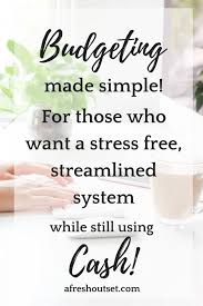 Online Budgeting Streamlined Budgeting Online A Fresh Outset