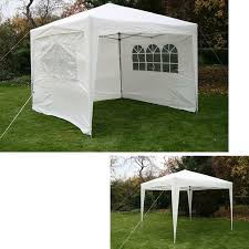 tent furniture. garden pop up gazebo white canopy tent outdoor patio furniture bbq gazebos event l