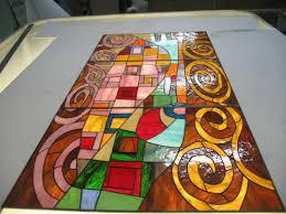 custom made stained glass windows skylights custom cabinet glass wall murals reions