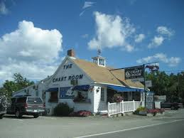 Out And About Food Aficionado The Chart Room Bar Harbor
