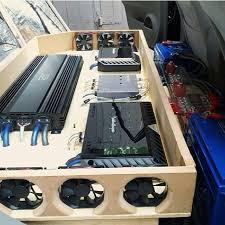 17 best images about car audio cars custom amp rack fans custom car audiocustom