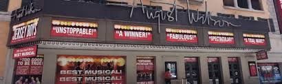 August Wilson Theatre Ny Tickets And Seating Chart