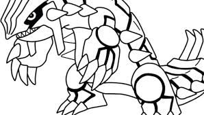 Kyogre Coloring Pages Coloring Page Mega Kyogre Coloring Pages