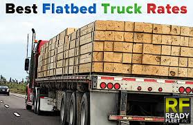 Trucking Quotes Flatbed Trucking Flatbed Truck Rates Get The Best Flatbed 34
