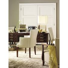hickory chair mariette himes gomez jasper writing desk