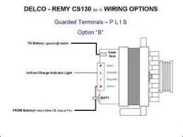 delco remy cs130 alternator wiring diagram images alternator cs130 alternator wiring diagram diagrams and schematics