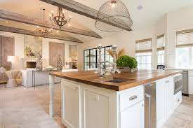 Modern French in Tarrytown traditional-kitchen