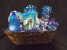 mini spa gift basket