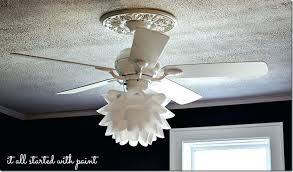 how to change a chandelier how to change a ceiling fan into light fixture com how