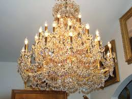 6 light crystal chandelier by harrison lane designs full size of maria theresa