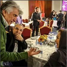 Image result for درگیری رضا کیانیان با