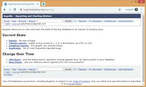 Bugzilla Reports And Charts Bugzilla Tutorial What Is Features Installation