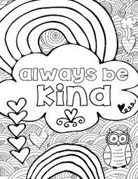 Welcome to our popular coloring pages site. 15 Printable Kindness Coloring Pages For Children Or Students Happier Human