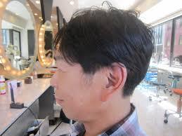 50代ヘアカタログ メンズショートスタイル 40代50代60代髪型表参道