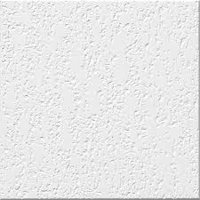 armstrong ceilings mon 12 in x 12 in actual 11 985 in x 11 985 in impression 40 pack white textured surface mount acoustic ceiling tiles