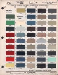 Mercedes Colour Chart 2018 Mercedes Interior Color