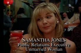 Revisit Samantha Jones In Pilot Episode of