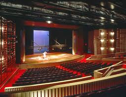 Codding Theatre Seating Chart Omm Consulting Projects Arts And Entertainment