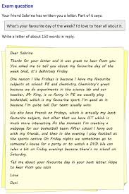 My Favourite Story Essay A Letter To A Friend Learnenglish Teens British Council