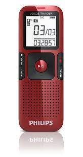 Voice Tracer dijital ses kaydedici LFH0648/00