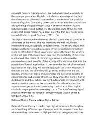 sample essay on digital crime