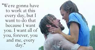 Movie Love Quotes Best The 48 Most Romantic Movie Quotes Ever Valentine's Day Pinterest