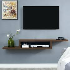 wall mounted shelves for electronics interior wall mount with shelf encourage shelves wood for floating regard