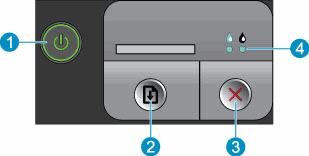 Image of the control panel.