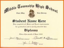 6 High School Diploma Template Microsoft Word Pear Tree Digital