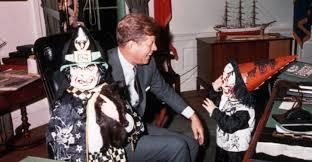 oval office history. President Kennedy, John F. Jfk, Jr. Caroline Oval Office History