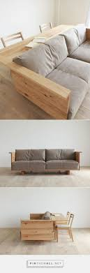 clever sofa, storage, small space, home, interior, space saving, table