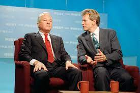 Edwin Edwards, quick-witted ex ...