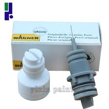 china electrostatic spray machine needle china powder coating extension nozzle powder spray extension