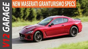 2018 maserati specs. fine specs 2018 maserati granturismo convertible specs review inside maserati specs