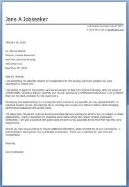 faculty application cover letter sample best ideas of cover letters for nursing faculty on 50