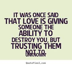 Giving Love Quotes