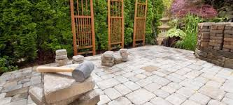 effective patio drainage for paver